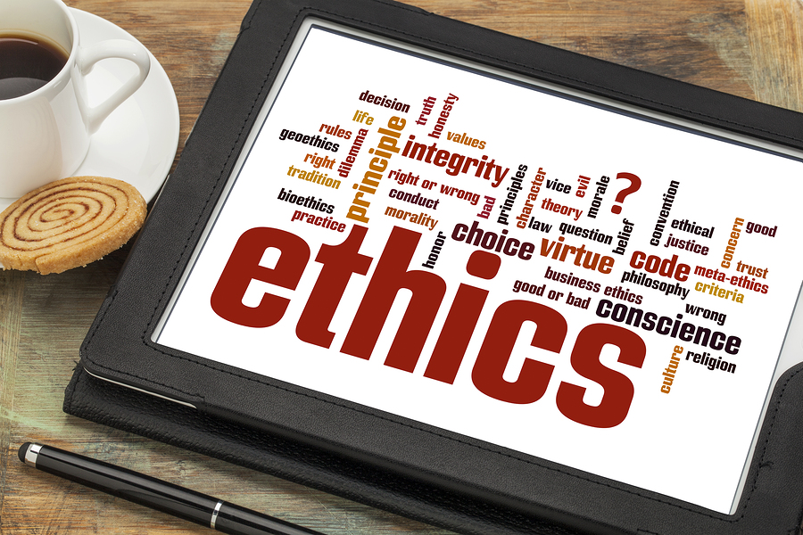 Why ethics are important in blogging?